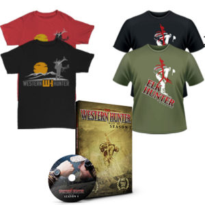 Shirt with DVD for product page