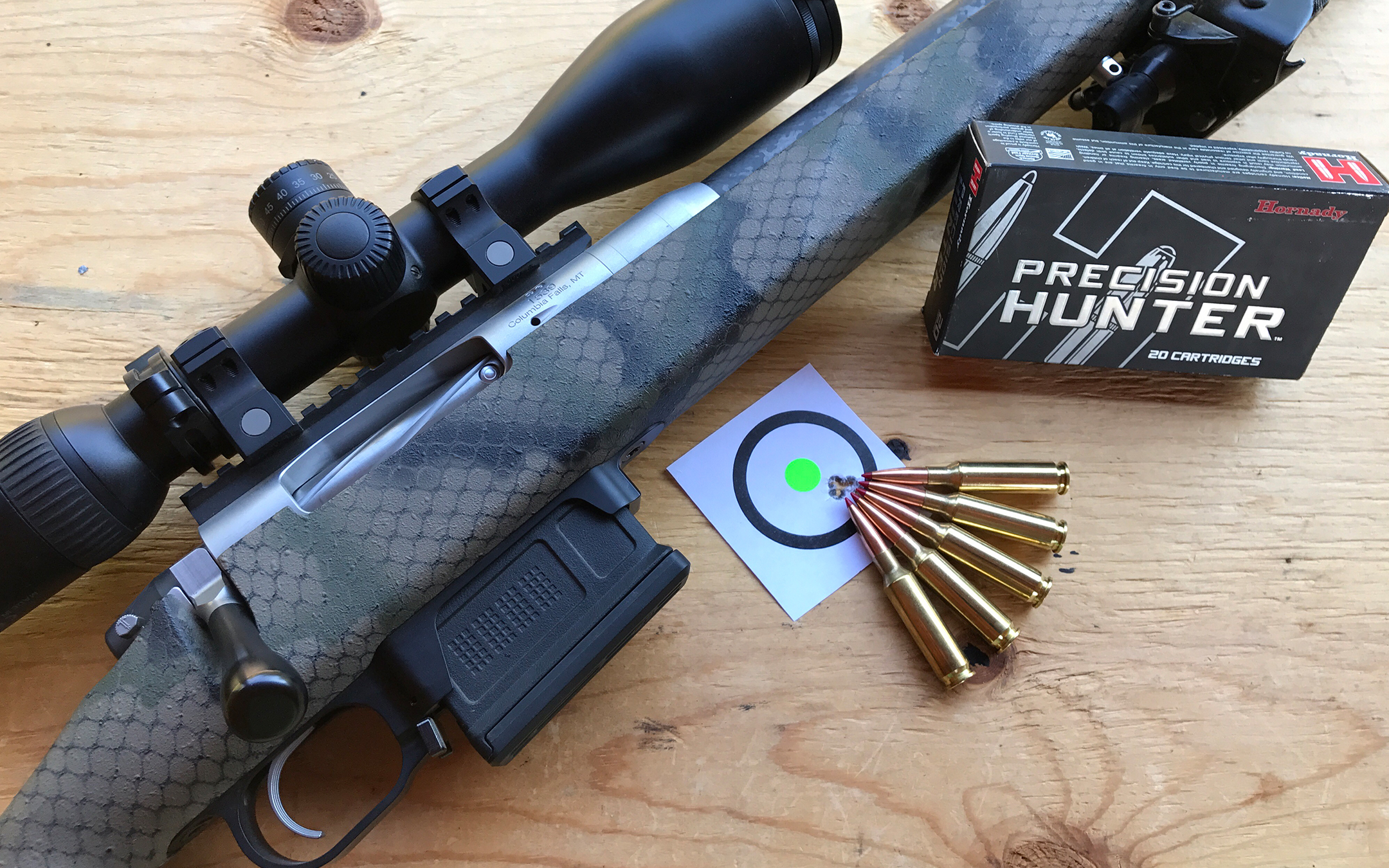 Load Development for your Hunting Rifle - Western Hunter
