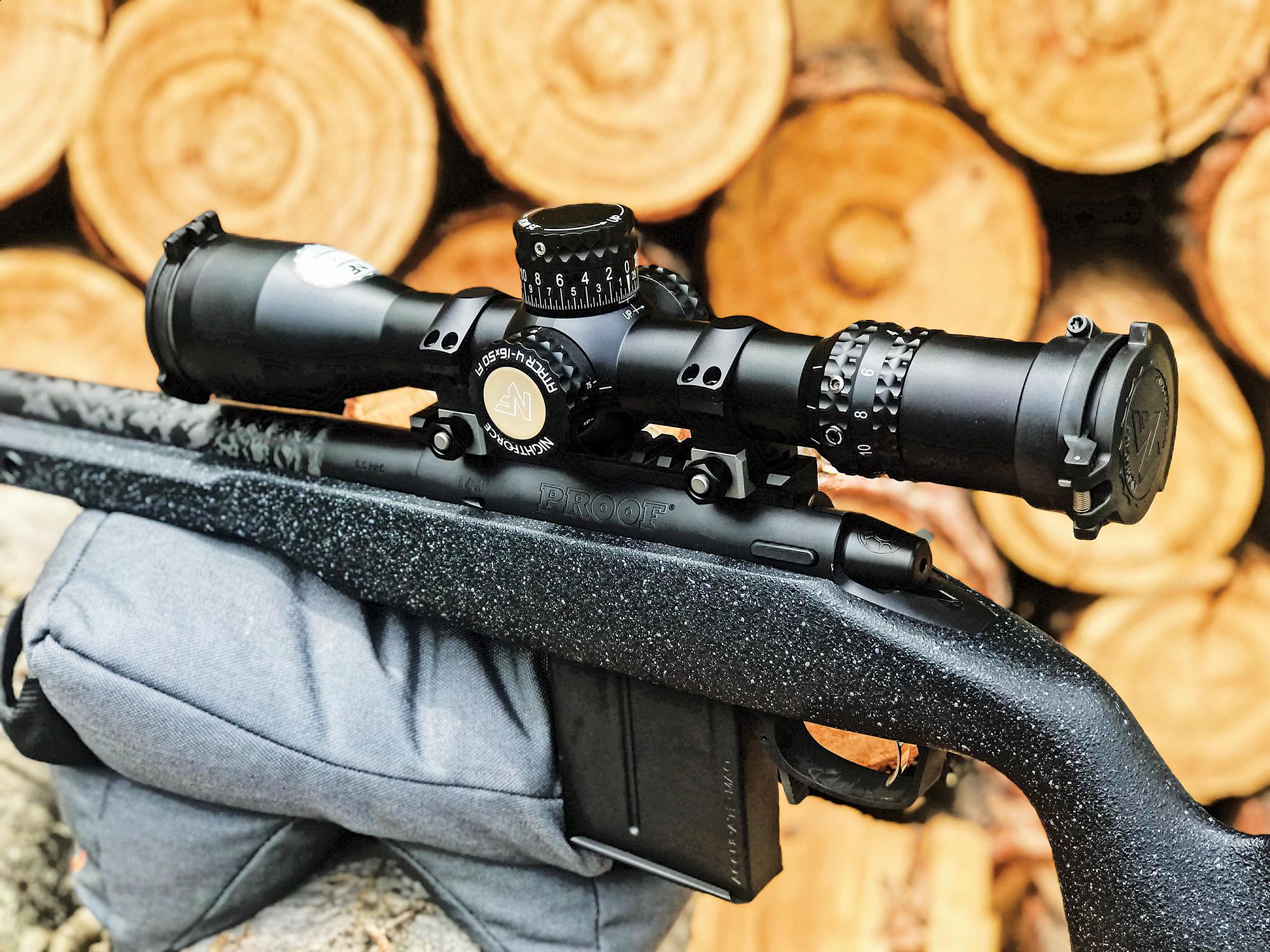 Nightforce ATACR 4-16 F1 riflescope