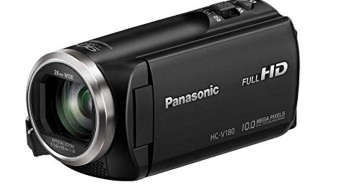 Panasonic HC V180K