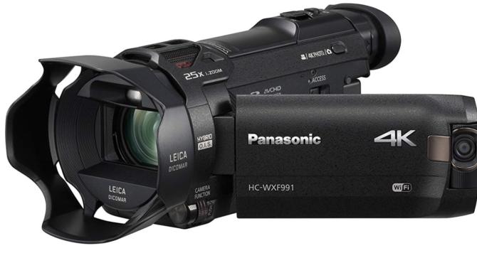 Panasonic VX-981K