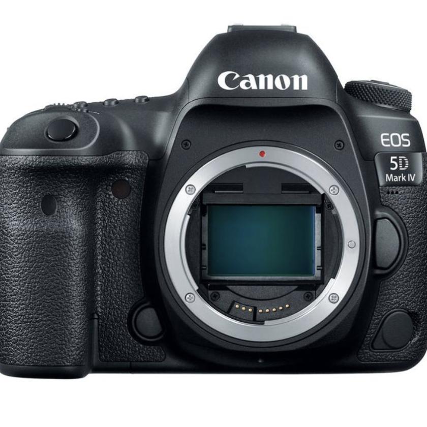 Canon: 5D MK IV