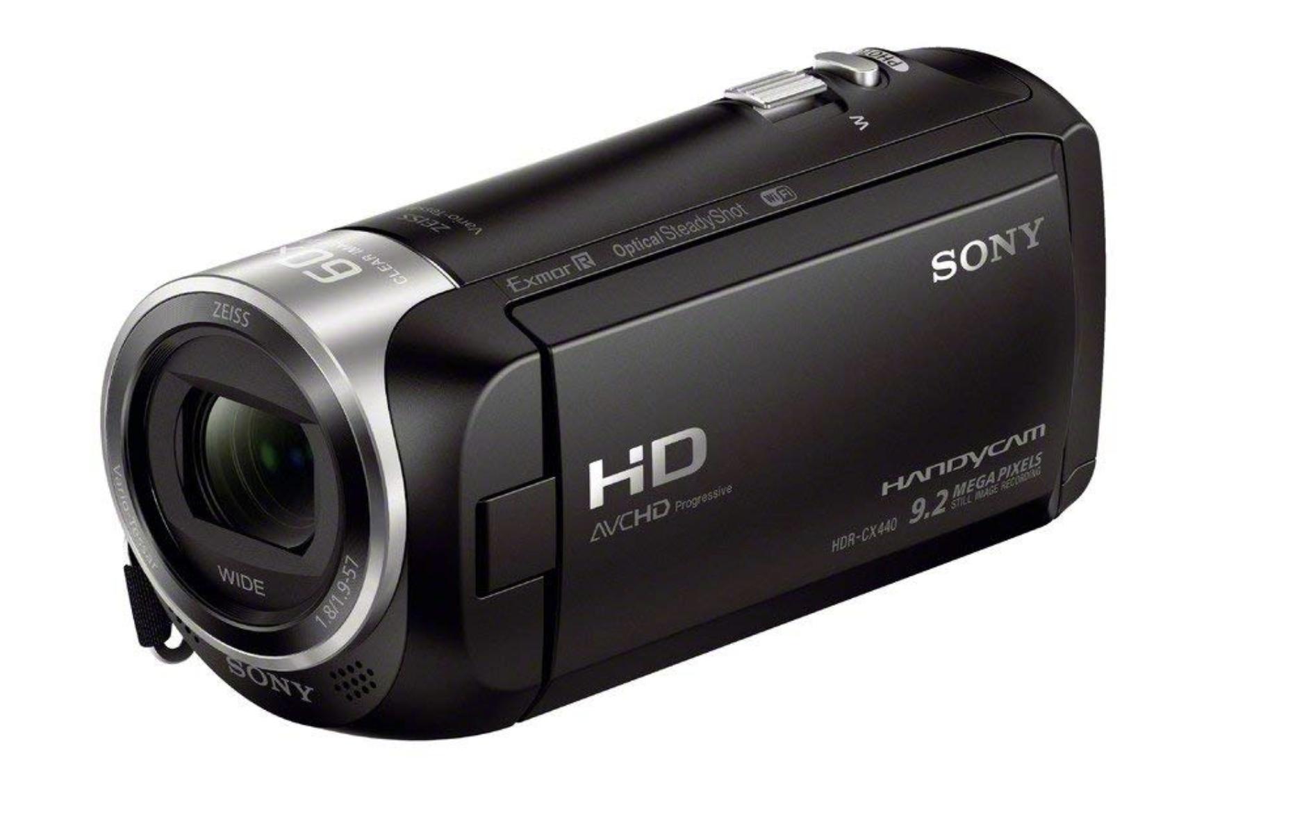 SonyHDRCX440 Handycam